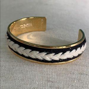 Stella and Dot Illuminate cuff bracelet